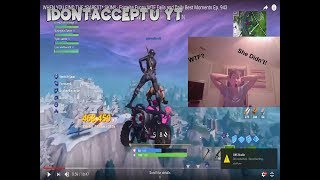 You Nasty! Reaction to Fortnite Moments!