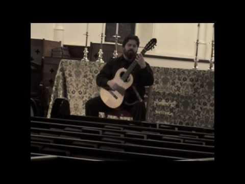 Федерико Морено Торроба - Suite Castellana 1st Movement - Fandanguillo