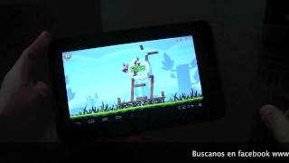 Tableta 7 pulgadas android 4.0 ice cream sandwich