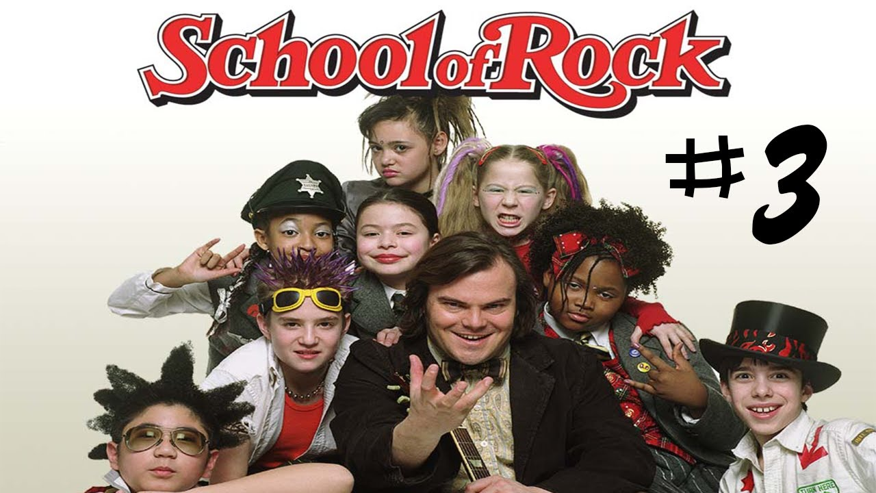 School of Rock: The Movie Part