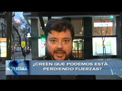 Noticias Intereconomía: optimismo de Rajoy, el etarra De Juanas Chaos en Venezuela | 16/02/2015