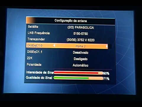 Azamerica S900 HD com PRO ONE + canais HD