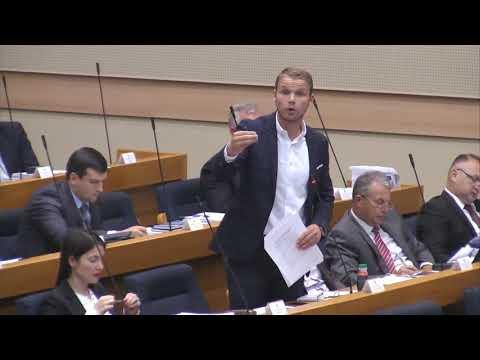 Kad Dodik ponizava zene tad je to ispravno  Drasko Stanivukovic (BN Televizija 2019) HD