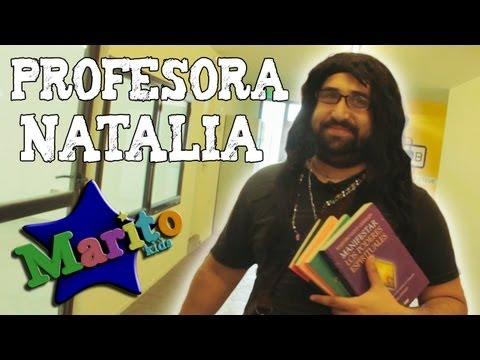 Profesora Natalia (Marito Kids)