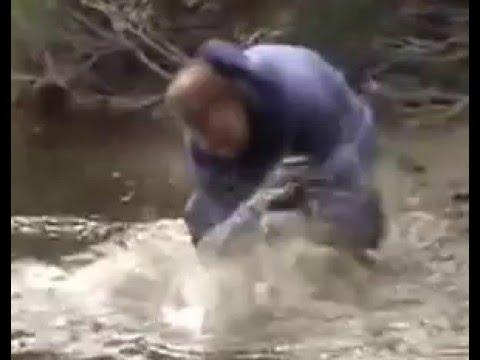 угарное видео о рыбалке