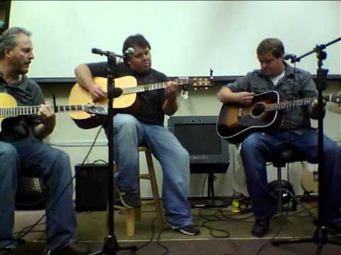 Jesus Garage Frank Caswell, Brian Sherwood, John Yarbrough Take Me Away