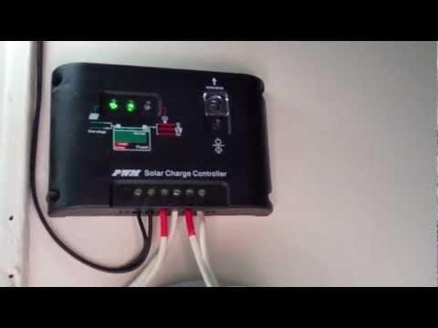Indoor solar general purpose emergency lighting pt 2..mp4