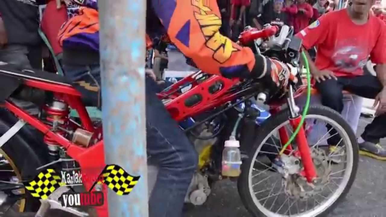 Dash Drag Motor Drag Honda Nova Dash