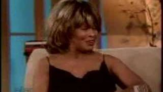 Tina Turner - Interview - Ellen Part 2