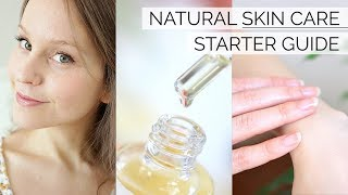 NATURAL SKINCARE ESSENTIALS | Non-Toxic Beauty Starter Guide