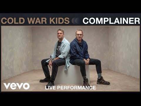 Download Cold War Kids - Complainer Live Performance | Vevo Mp4 baru