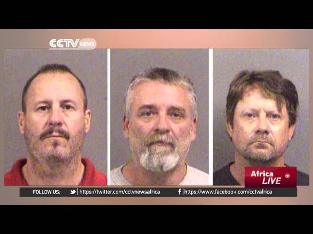 Three men in the US charged with bomb plot against Somalis