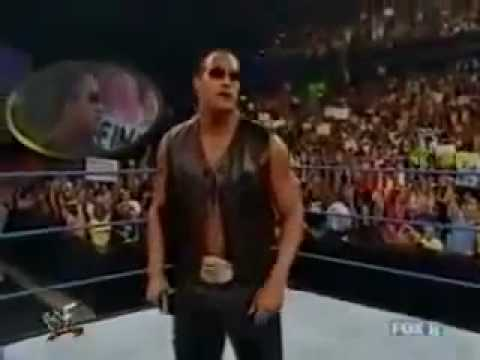 The Rock meets Booker T. for the first time. LOL The reason Sting did not come to WWE ***Please Stop asking Where Part 2 Is... I Have Tried To Upload It Seve...
