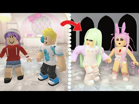 Roblox Makeover - Chad and Audrey become Beautiful! / Gamer Chad Plays / Dress Up Game