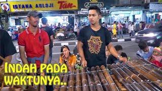 INDAH PADA WAKTUNYA - Musik Bambu Angklung Malioboro CAREHAL (Pengamen Kreatif Jogja) Dewi Persik