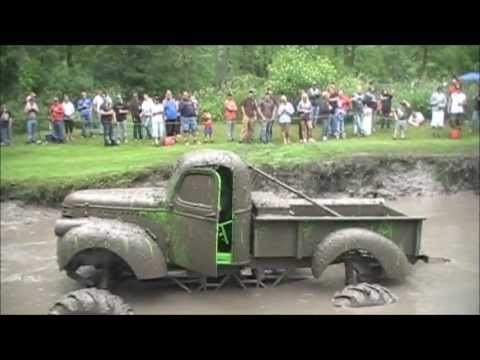 Uncut footage of Upstate NY Mud Bog