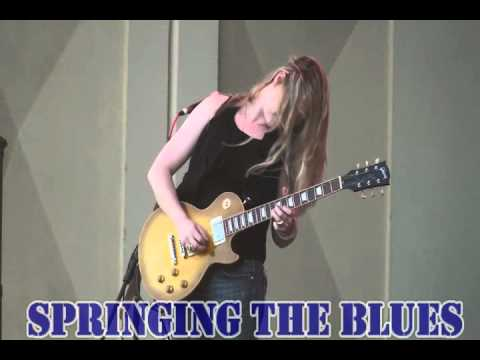 JOANNE SHAW TAYLOR AT THE SPRINGING THE BLUES 2012 JACKSONVILLE FLORIDA.wmv Music Videos