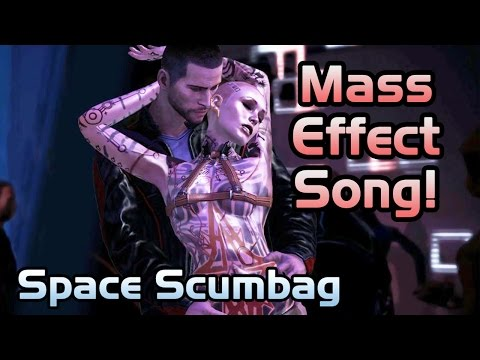 MASS EFFECT SONG - I'M TJ LASER SHEPARD! thumbnail