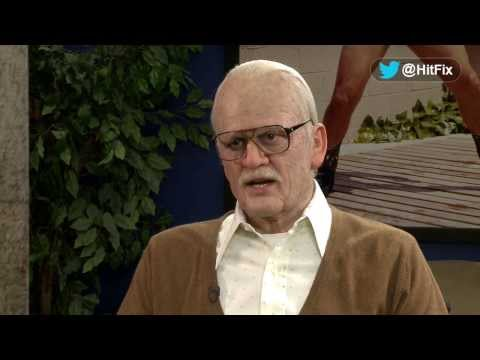 Johnny Knoxville as Irving discusses his hunt for tail, the 'Bad Grandpa' Oscar nomination and more