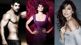 Bollywood News in 1 minute-  John Abraham, Kangana Ranaut,Lara Dutta
