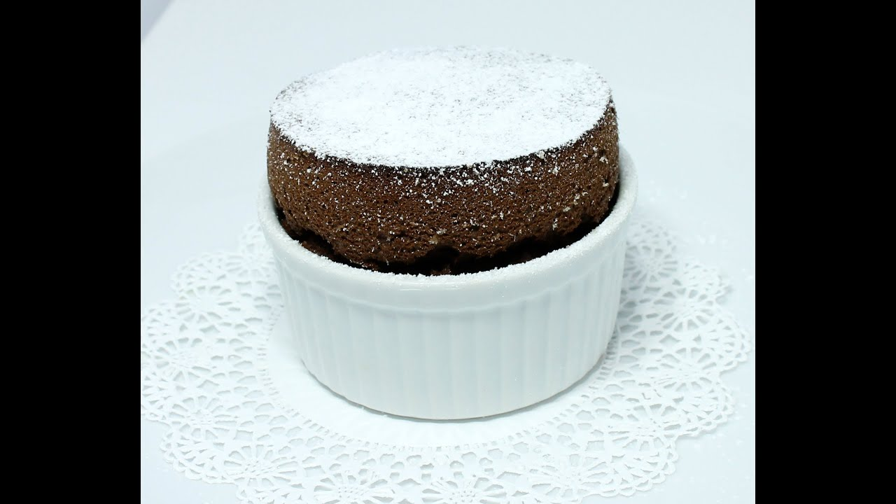 France Chocolate Souffle Chocolate Soufflé Soufflé au