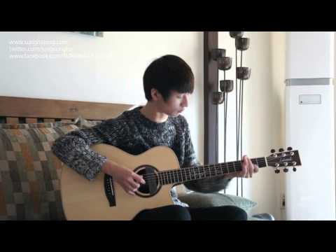 (passenger) Let Her Go - Sungha Jung video