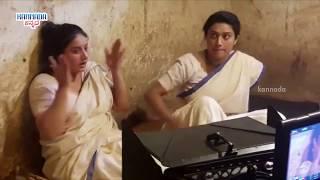 LEAKED Video | Dandupalya 2 Kannada Movie Making | Pooja Gandhi | Sanjana | Kannada Movies