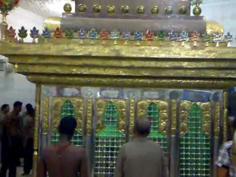 Dasta - E - Hussaini Karachi Noha Khowan At Rohari Part 3. October 15, 2011. video