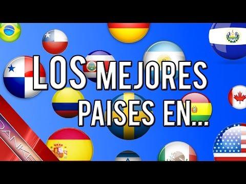 LOS MEJORES PAÍSES EN...