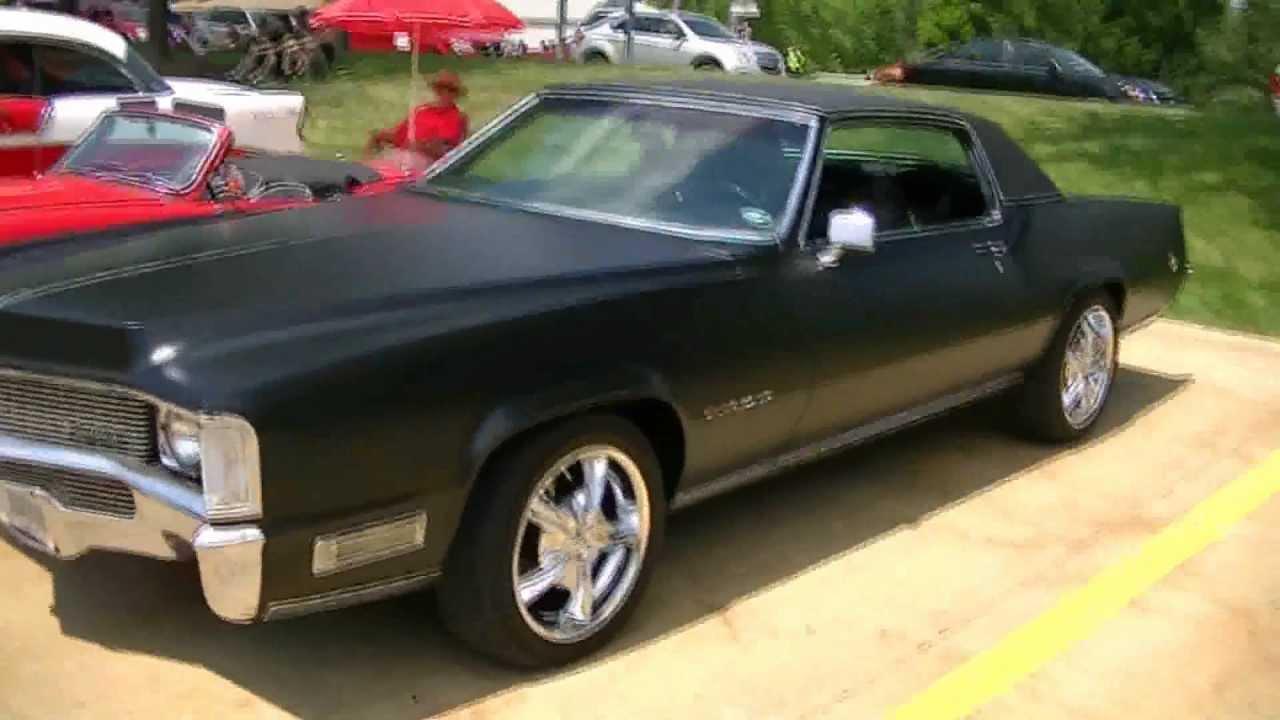 Matte Black Cadillac Eldorado Hd Youtube