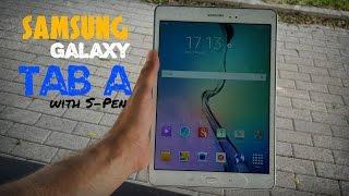 Samsung Galaxy Tab A, la tablet funcional con S-Pen y pantalla de 4:3 [Unbox y review]