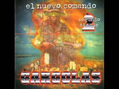Tracklist Gargolas 2 Yanuri ft Noruego Gargolas 2