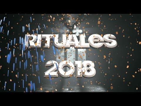 RITUALES DE FIN DE AÑO - 2018