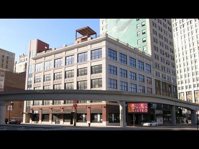Downtown Detroit | Detroit's M@dison | Quicken Loans Building Tours