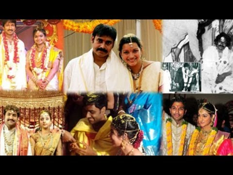 Tollywood‬ Celebrities Wedding Photos video