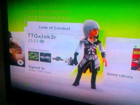 how to sign xbox live