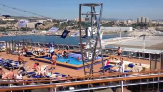 MSC MERAVIGLIA - COMPLETE SHIP TOUR (All spaces & cabins included)
