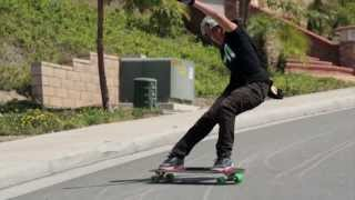 Elijah Vinograd, Born To Shred   (JET / ABEC 11 Longboarding)