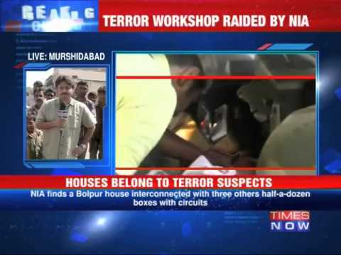 NIA probe in West Bengal blast