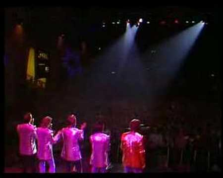 Huey Lewis & the News (live) - Mama Said (a cappella) Video