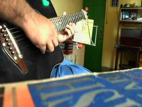 Tune Mujhe Pehchana Nahin-- Lead guitar cover