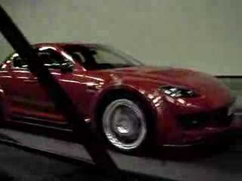 Mazda RX-8 Turbo VS Porsche 997 Carrera 4S Music Videos