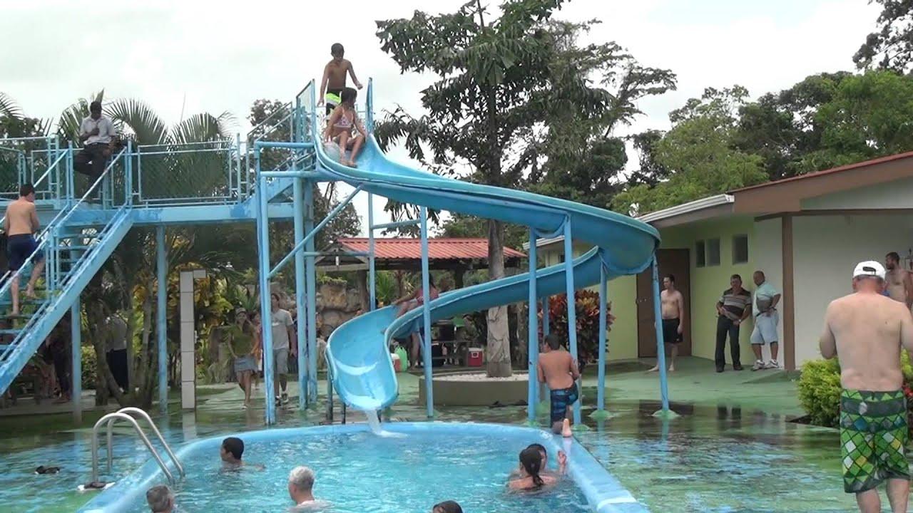 Hoteles En La Fortuna De San Carlos Con Aguas Termales