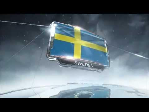 Czech Rep. - Sweden 1-4 - 2013 IIHF Ice Hockey U20 World Championship