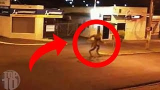 10 Werewolves Caught on Camera!