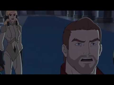 Guardians of the Galaxy : Season 1 Episode 21 - Inhuman Touch | S01E21