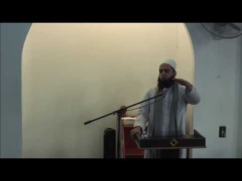 Mufti Farhan - Jummah on 12/12/14