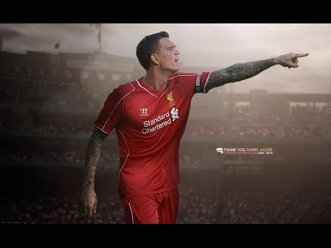 Thank You And Goodbye,Daniel Agger ♥