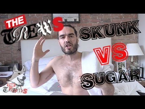 Marijuana Vs Sugar - Which Drug Is Most Dangerous? Russell Brand The Trews (E260)