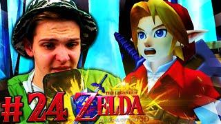 Wie Blei an den Füßen! 🏹 Zelda: Ocarina of Time 3D 4K #24